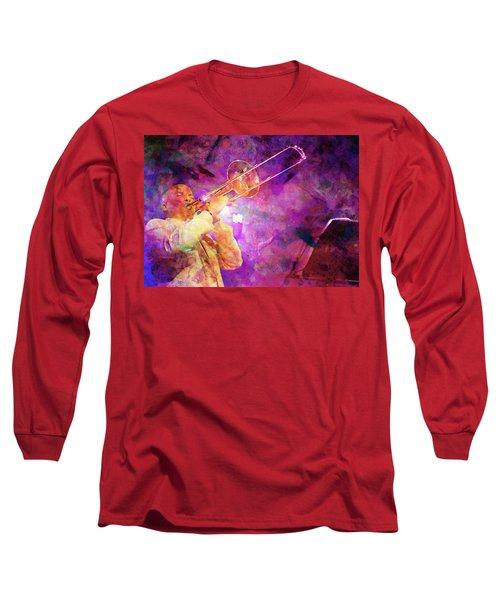 Jimmy Bosch,painting Styles Long Sleeve T-Shirt