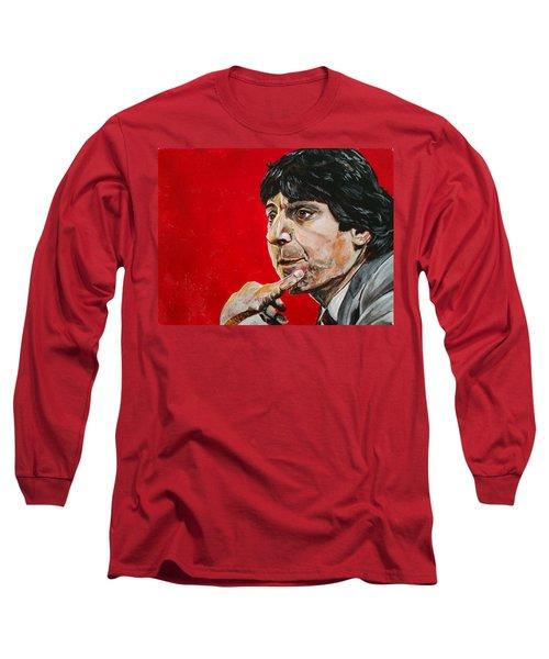 Jimmy V Long Sleeve T-Shirt