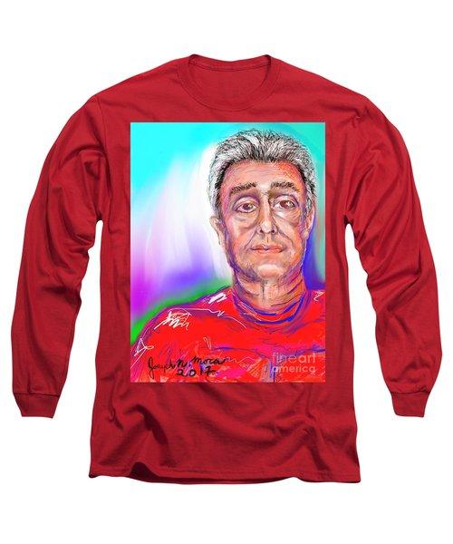 Joe Self Portiture  Long Sleeve T-Shirt
