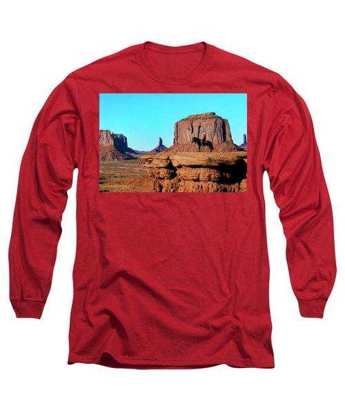 John Ford's Point Long Sleeve T-Shirt