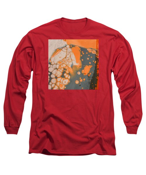 Johnny Pepper Crowding Over Hyppo Long Sleeve T-Shirt by Gyula Julian Lovas