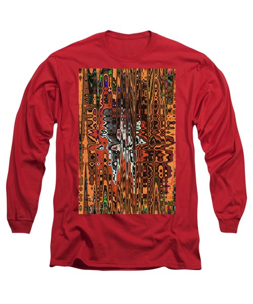Jojo Abstract Long Sleeve T-Shirt