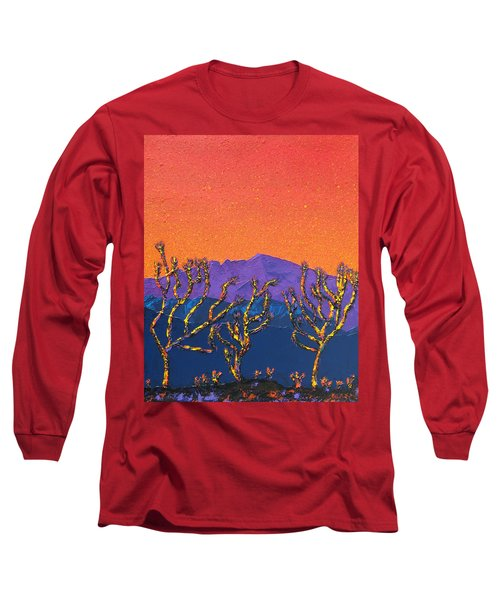 Joshua Trees Long Sleeve T-Shirt