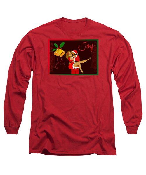 Joy Long Sleeve T-Shirt by Diamin Nicole