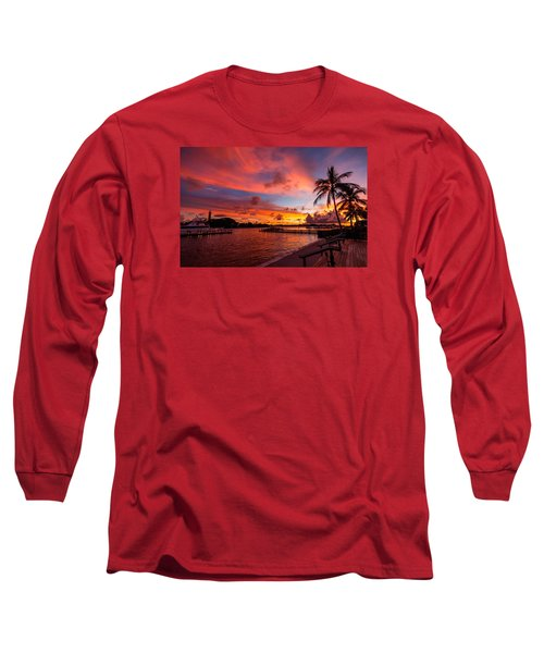 Jupiter Sunrise Long Sleeve T-Shirt