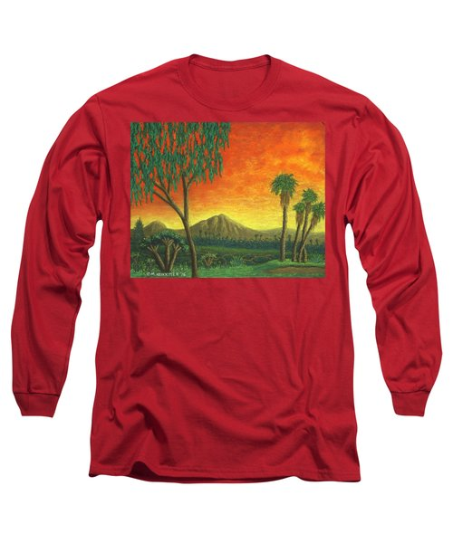 Jurassic Park Blvd 01 Long Sleeve T-Shirt
