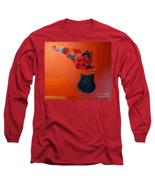 Just A Thought  Bill Oconnor Long Sleeve T-Shirt by Bill OConnor
