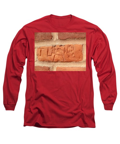Just Another Brick In The Wall Long Sleeve T-Shirt