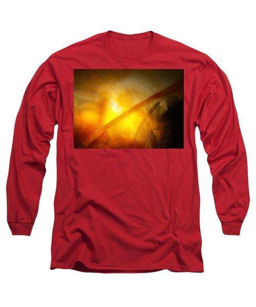 Just Light Long Sleeve T-Shirt by Gun Legler