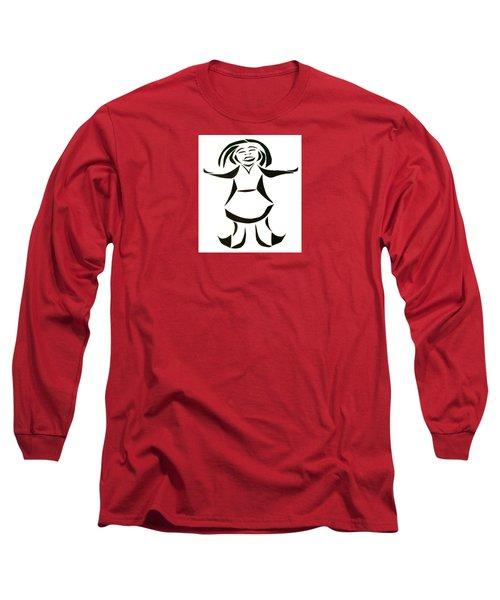 Katy Says Yes Long Sleeve T-Shirt