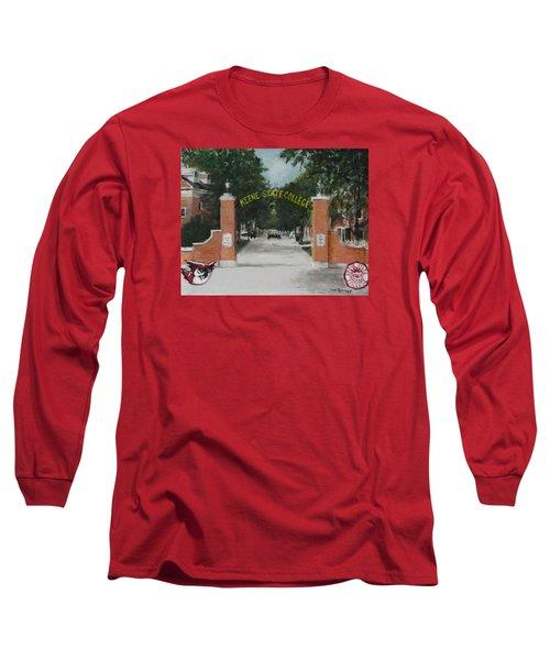 Keene State College Long Sleeve T-Shirt