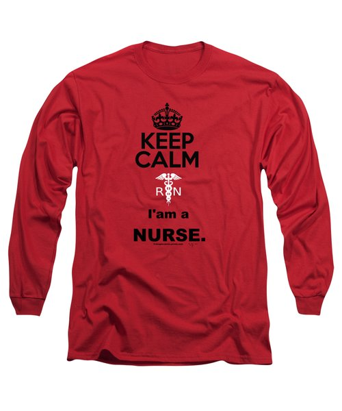 Keep Calm,rn Long Sleeve T-Shirt