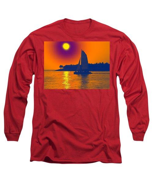 Key West Passion Long Sleeve T-Shirt