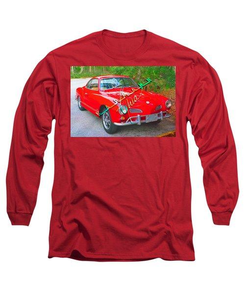 KG1 Long Sleeve T-Shirt by David Lee Thompson
