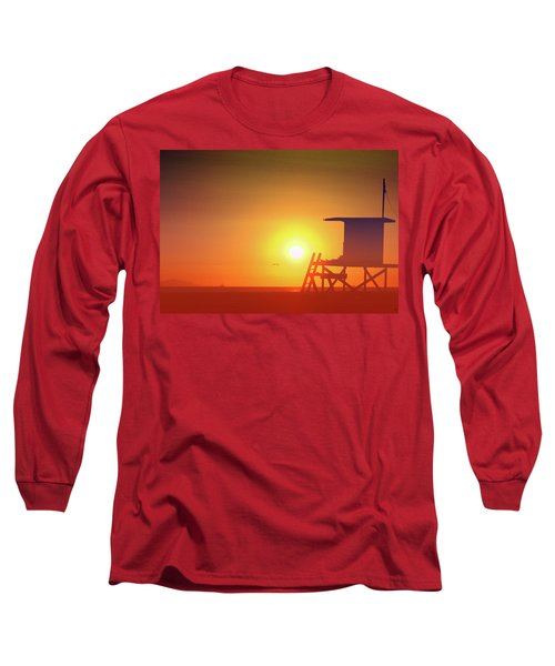 Kicking It Long Sleeve T-Shirt