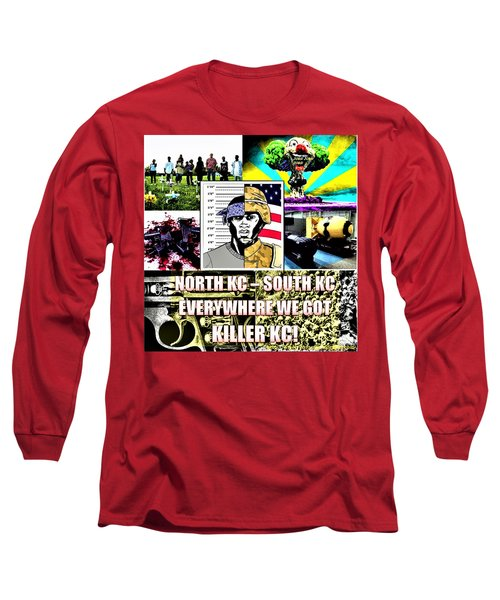 Killer Kc Long Sleeve T-Shirt
