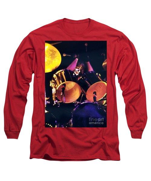Kiss Peter Long Sleeve T-Shirt