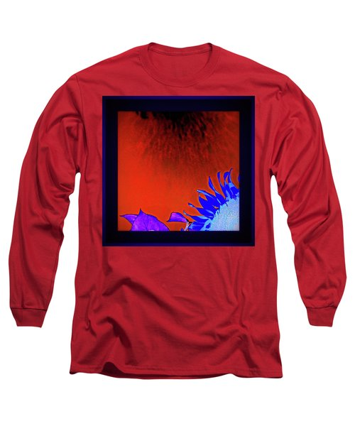 Kissed By The Sun Long Sleeve T-Shirt by Sian Lindemann