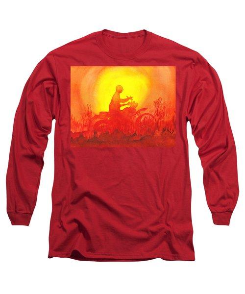 Koala Lumpur Sunset Long Sleeve T-Shirt