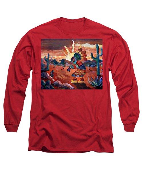 Kokopelli A Long Sleeve T-Shirt