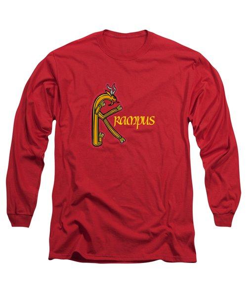 Krampus Long Sleeve T-Shirt