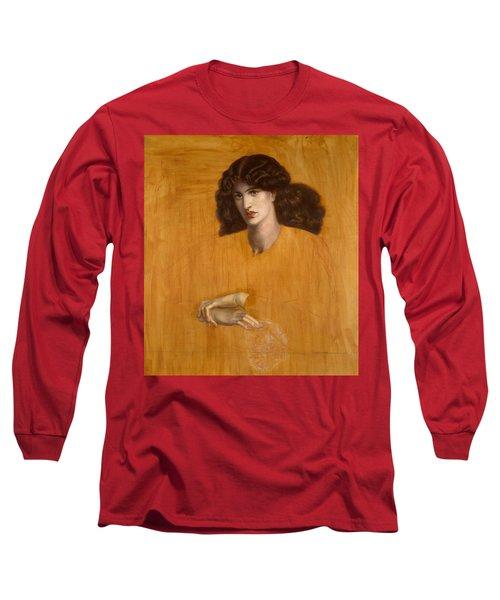La Donna Della Finestra Long Sleeve T-Shirt