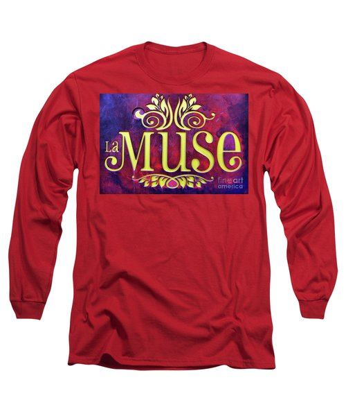 La Muse, Sign Long Sleeve T-Shirt