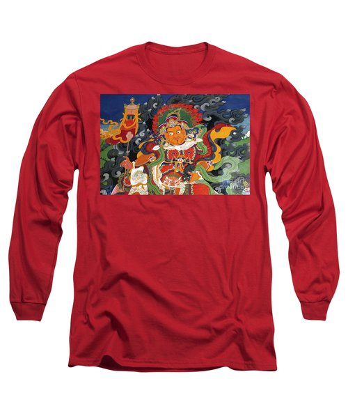 Long Sleeve T-Shirt featuring the photograph Ladakh_17-15 by Craig Lovell