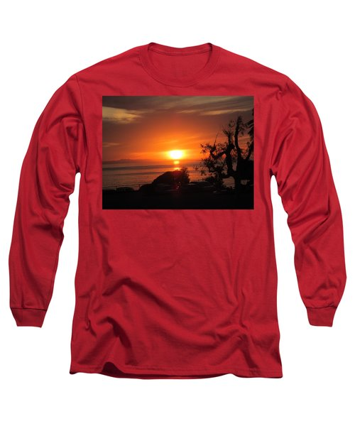 Laguna Beach California Feb 2016 Long Sleeve T-Shirt by Dan Twyman
