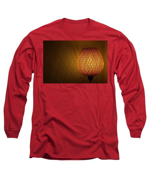 Lamp Long Sleeve T-Shirt by RKAB Works