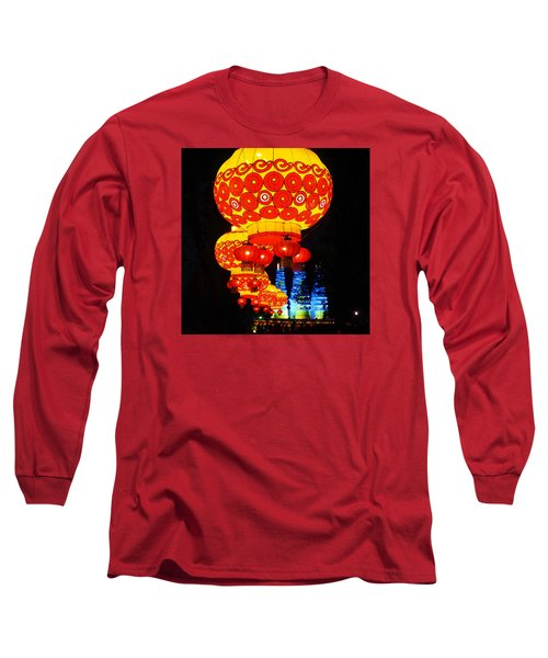 Lantern Walk Long Sleeve T-Shirt