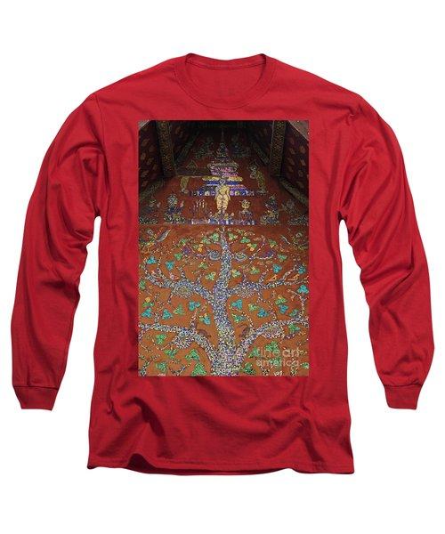 Laos_d92 Long Sleeve T-Shirt by Craig Lovell