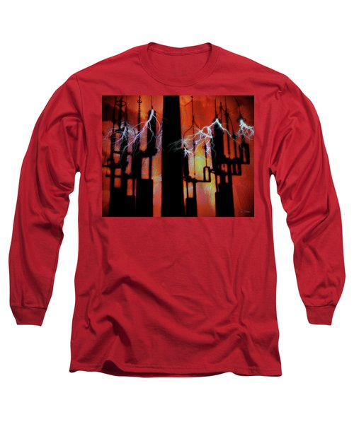 Latent Voltage Long Sleeve T-Shirt