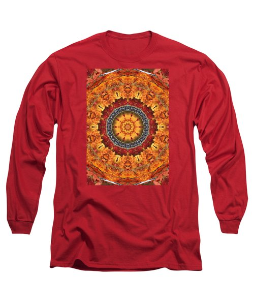 Laughing Monkeys Playing Dominoes Long Sleeve T-Shirt