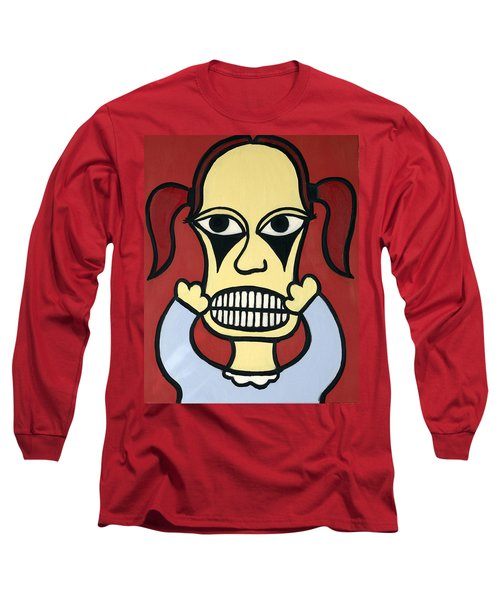 Laurie Long Sleeve T-Shirt by Thomas Valentine
