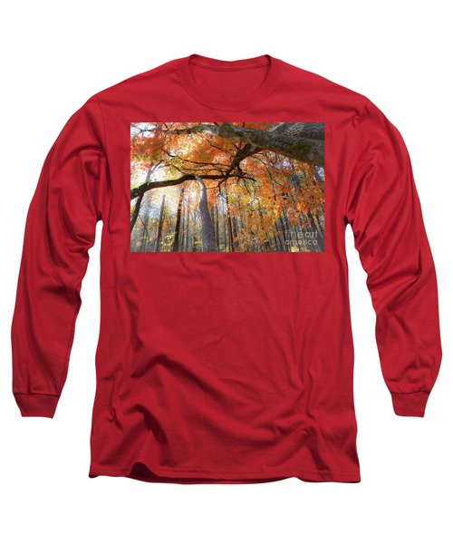 Lead The Way - Georgia Long Sleeve T-Shirt