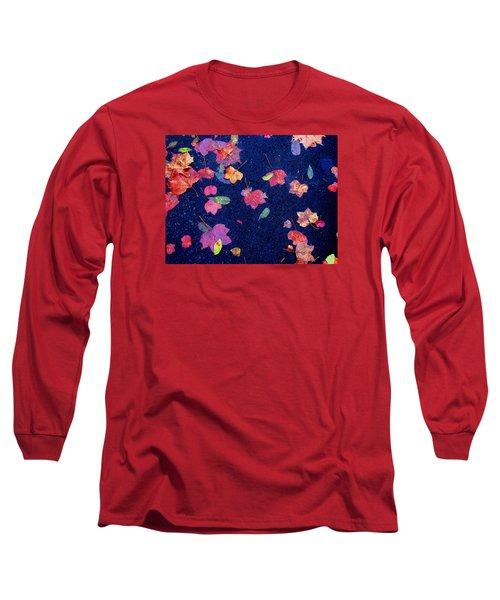 Leaves Long Sleeve T-Shirt