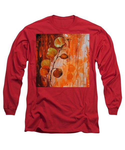 Leaves1 Long Sleeve T-Shirt