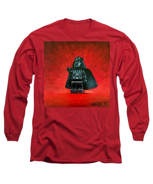 Lego Vader Long Sleeve T-Shirt