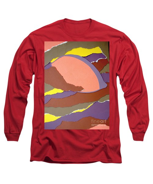 Lemon Twist Long Sleeve T-Shirt