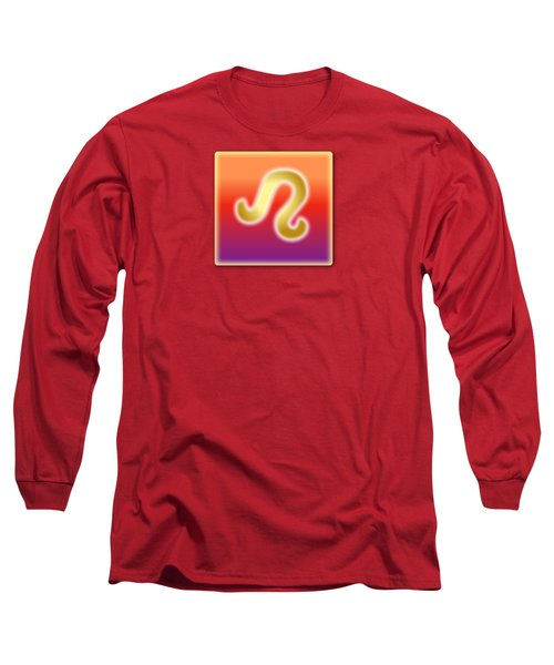 Leo July 22 - August 22 Long Sleeve T-Shirt