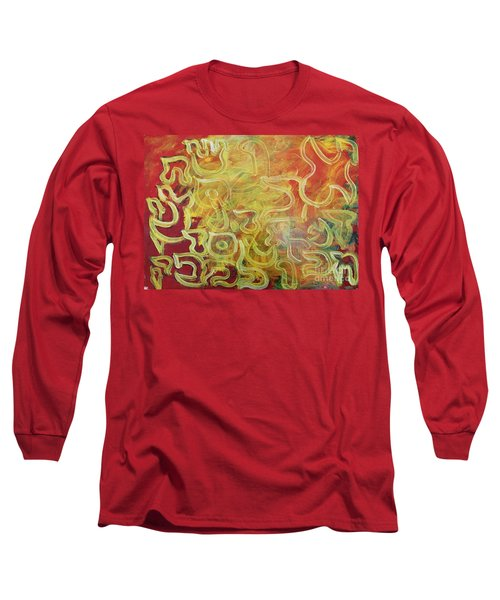 Light In The Letters Ab25 Long Sleeve T-Shirt