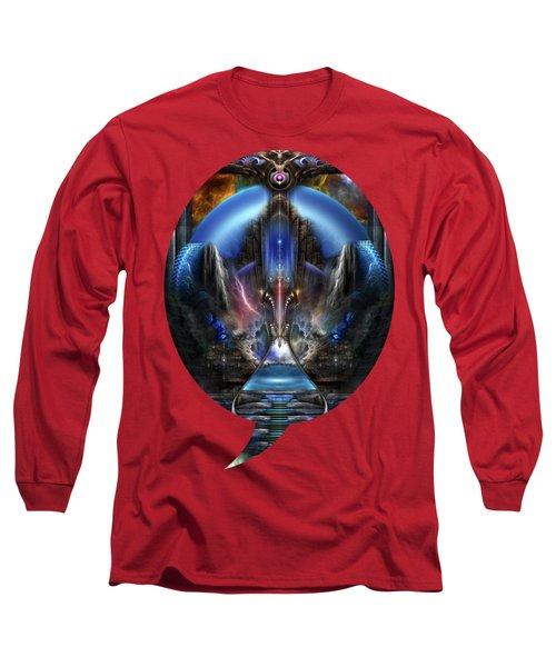 Light Of Ancient Wisdom Long Sleeve T-Shirt