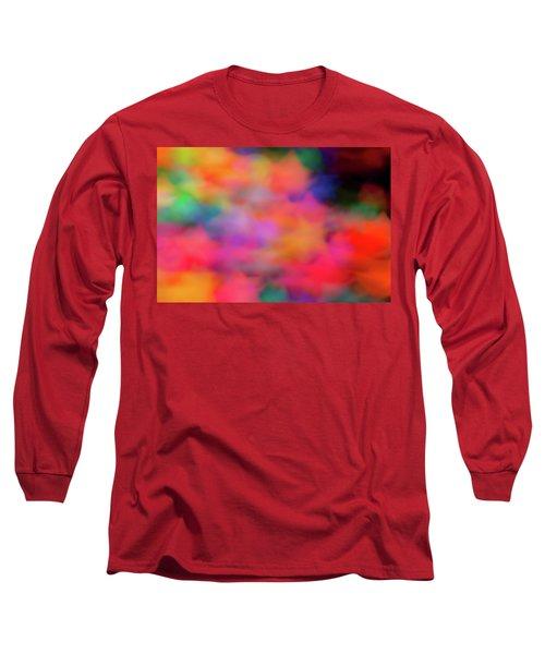 Lucky Neon Stars Long Sleeve T-Shirt