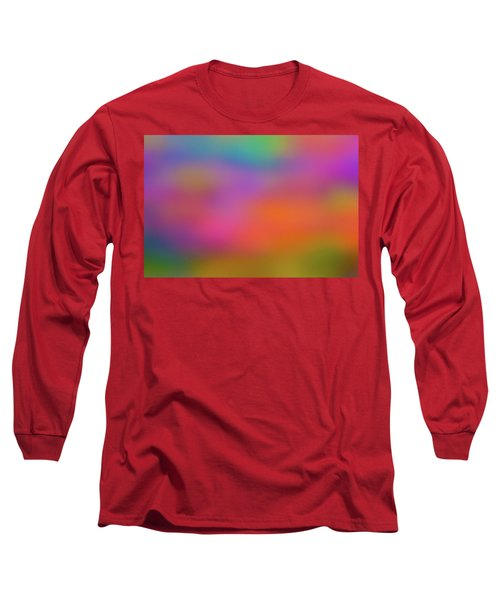 Long Sleeve T-Shirt featuring the photograph Light Painting No. 7 by Shara Weber