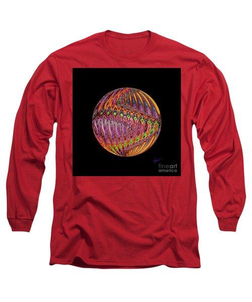 Light Up The Night Long Sleeve T-Shirt by Vicki Pelham