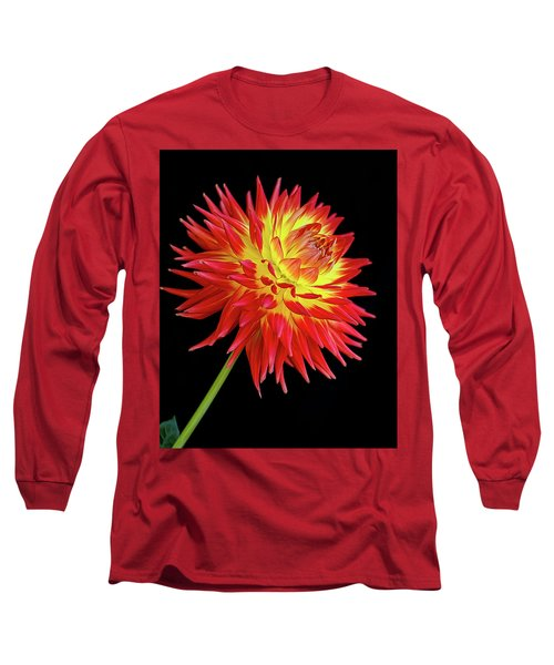 Like A Fire Long Sleeve T-Shirt