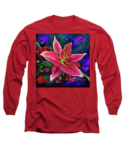 Lily Long Sleeve T-Shirt by DC Langer