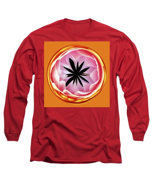 Lily Orb Long Sleeve T-Shirt by Bill Barber