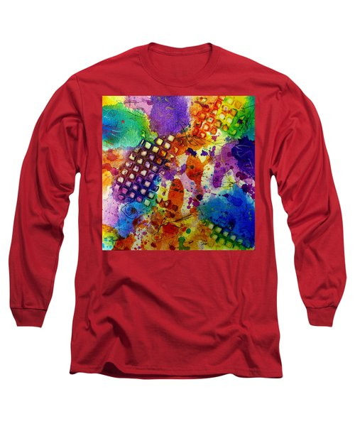 Lion For A Day Long Sleeve T-Shirt by Tracy Bonin
